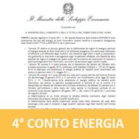 4° Conto Energia Fotovoltaico 2011