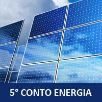Quinto Conto Energia 2012 Incentivi Fotovoltaico