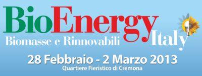 BioEnergy 2013 Cremona