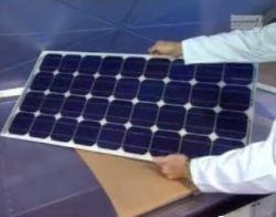 Come è fatto un pannello solare fotovoltaico