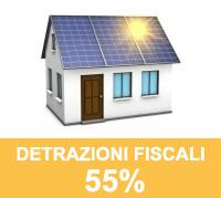 Detrazioni Fiscali 55% Installazione Pannelli Solari Termici