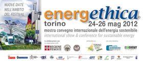 Fiera EnergEthica Torino 2012