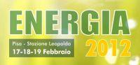Fiera Energia 2012 Pisa Stazione Leopolda