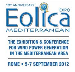 Fiera Eolica Expo Mediterranean 2012 Roma