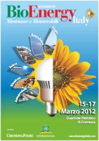 Fiera Bioenergy Italy Cremona 2012