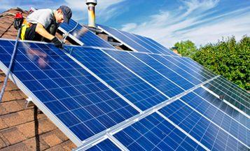 Furto pannelli fotovoltaici solari