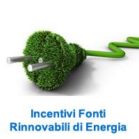 Incentivi Fonti Rinnovabili Energia