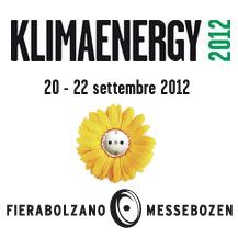 KlimaEnergy Bolzano 2012