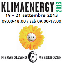 Klimaenergy Bolzano 2013