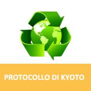 Protocollo di Kyoto, logo