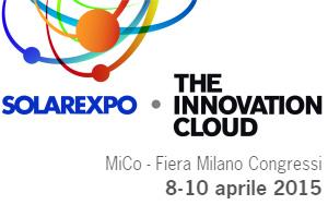 SolarExpo 2015 Milano