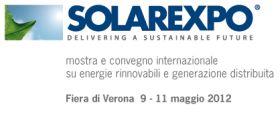 SolarExpo 2012 Verona Fiere