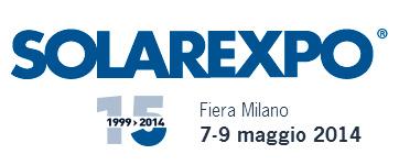 SolarExpo 2014 Milano Fiera