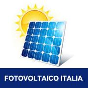 Statistiche fotovoltaico Italia 2011