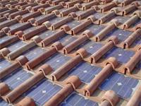 Tegole Fotovoltaiche DF2 e DF3 Fornace Fonti